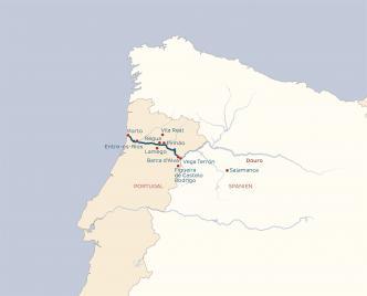 8 11 Tage Weihnachts Oder Silvesterreise Auf Dem Douro In Portugal